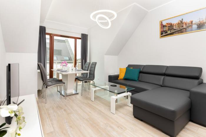 RiverView Gdańsk Old Town by Renters