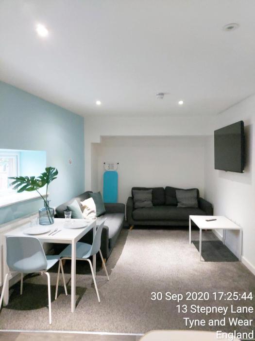 En Suite Rooms Apartments NEWCASTLE CITY CENTRE SK