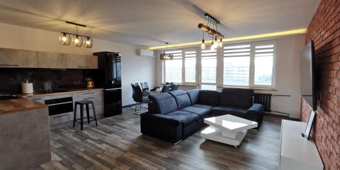 Apartament na Przymorzu