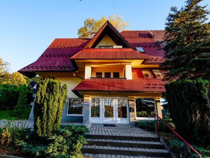 Apartamenty Miluchna