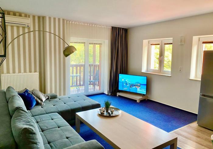 Northern Forest Apartment Wifi Netflix Smart TV49 dłużej taniej