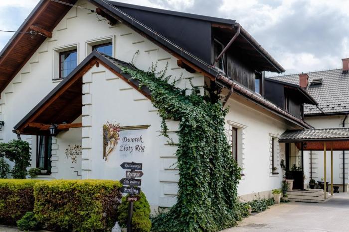 Dworek Złoty Róg Hotel i Restauracja