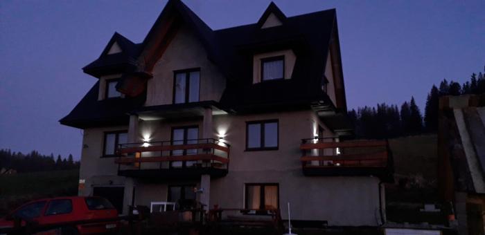 Apartament Miejscówka u Lufów
