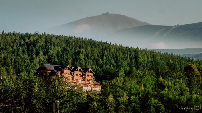 Hotel Seidorf w Sosnówce koło Karpacza