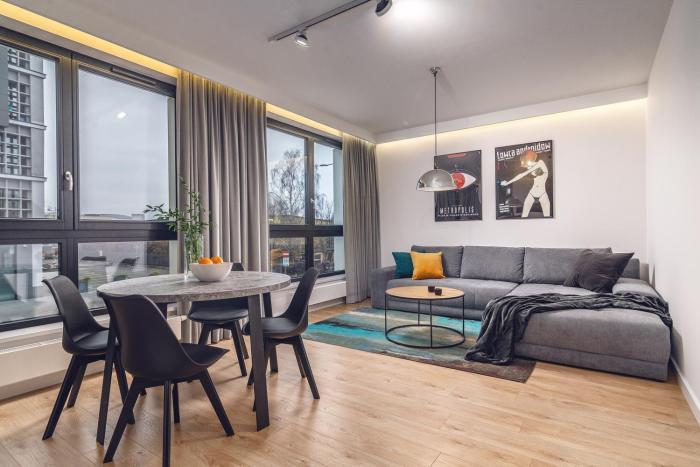 Apartament portova