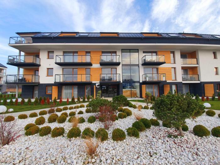 Apartament w Baltin Blu Sarbinowo 365PAM