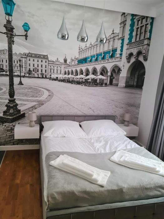 Turkus Apartament Krakow