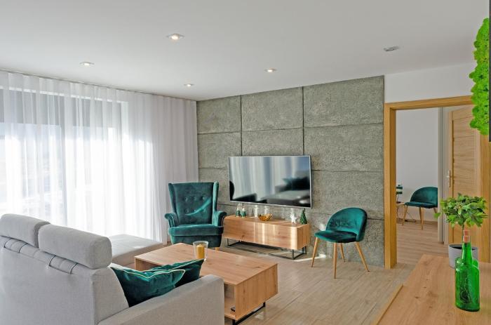 Apartament Na Borach I Sun Sport