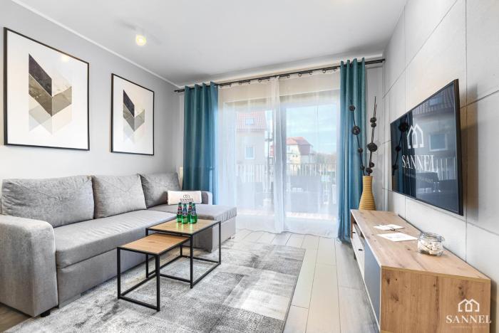 Apartament Grey Sand