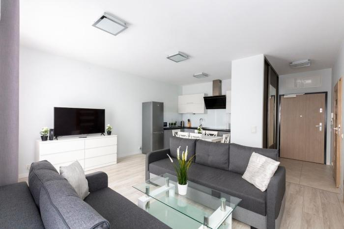 Apartament 5k Nautica Szczecin