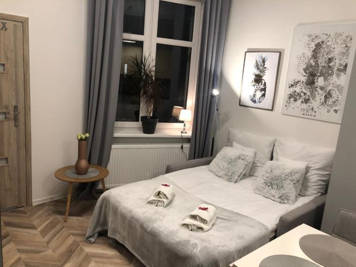 Apartment Katowice Center