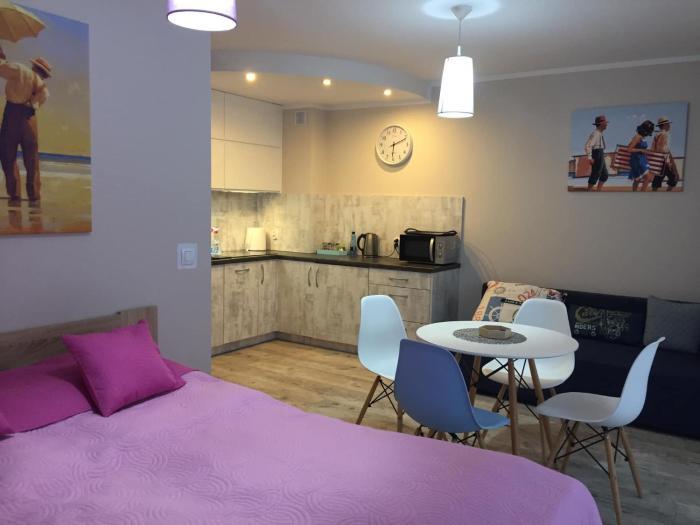 Apartament Osiemnastka nad morzem najwygodniejszy dla par