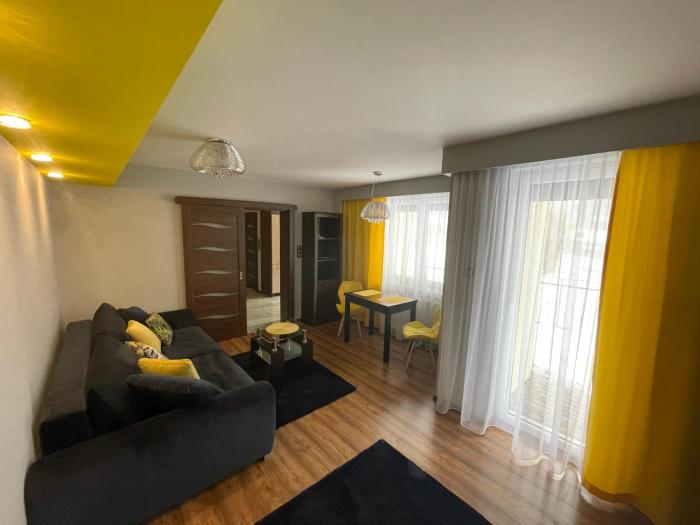 Apartament Yellow Zielona Góra