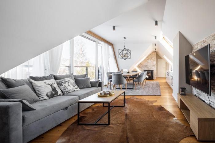 Apartament Gerlach House Spa z Sauną Zakopane