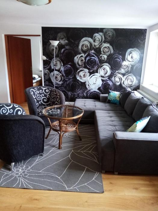 Apartament RÓŻE