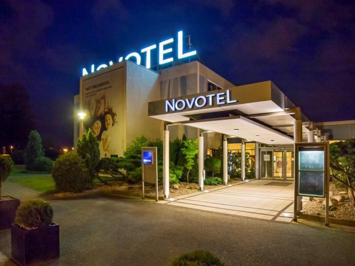 Novotel Poznań Malta
