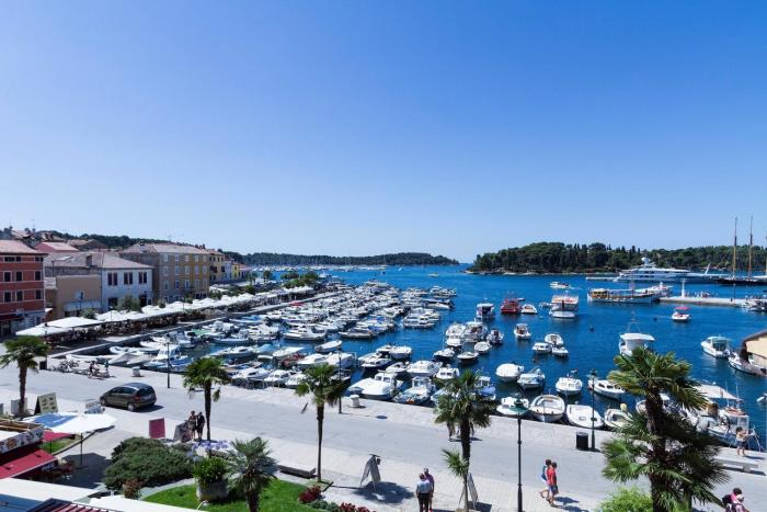 Dream View Apartment in Rovinj