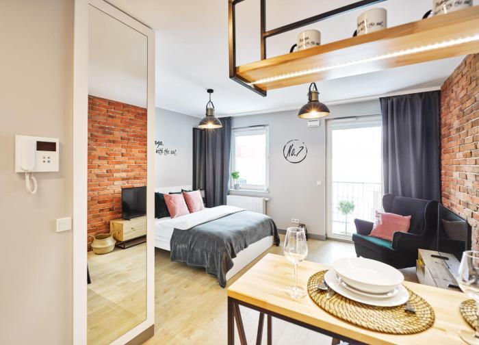 Atelier Apartamenty Praga No7