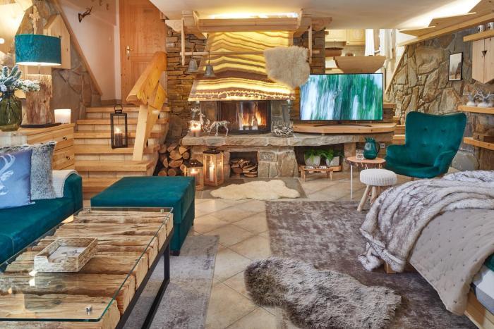 Witkówka WILD Luxury Apartments Sauna SPA