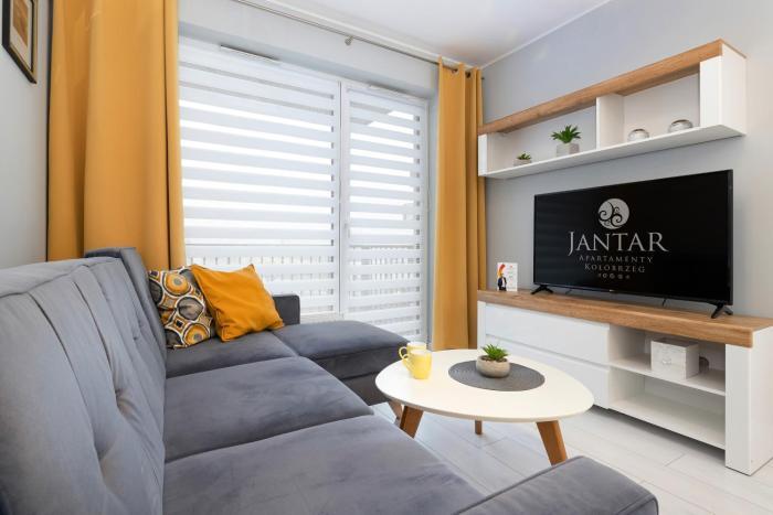 Jantar Apartamenty Osiedle Bursztynowe III