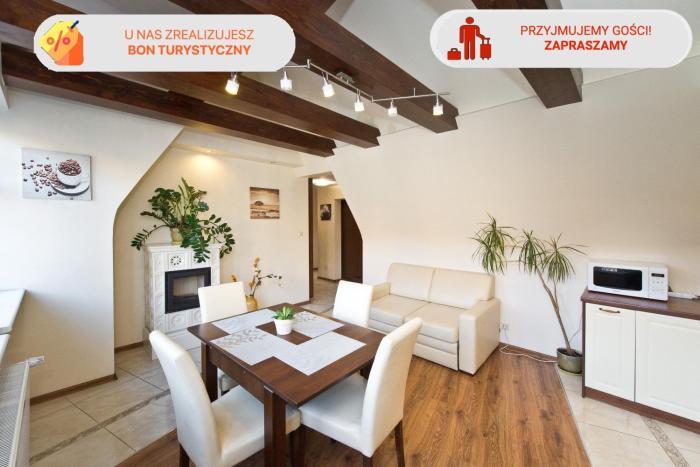 Gdańskie Apartamenty Apartamenty Gdańskie Poddasza z jacuzzi i De Luxe