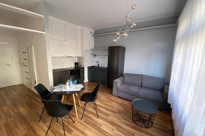 Apartament Jurajska z ogrodem