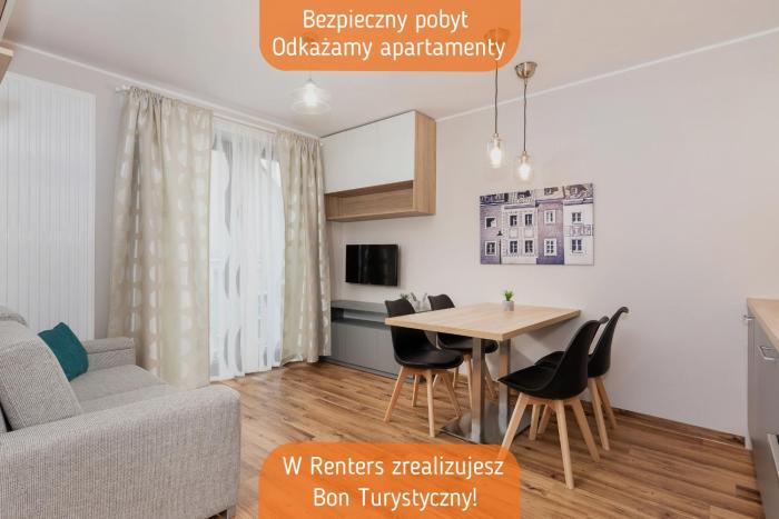 Apartments Poznań Old Town by Renters