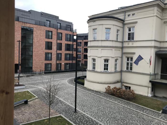 Browar Lubicz 17b apartament 11 by Atrium Apartments