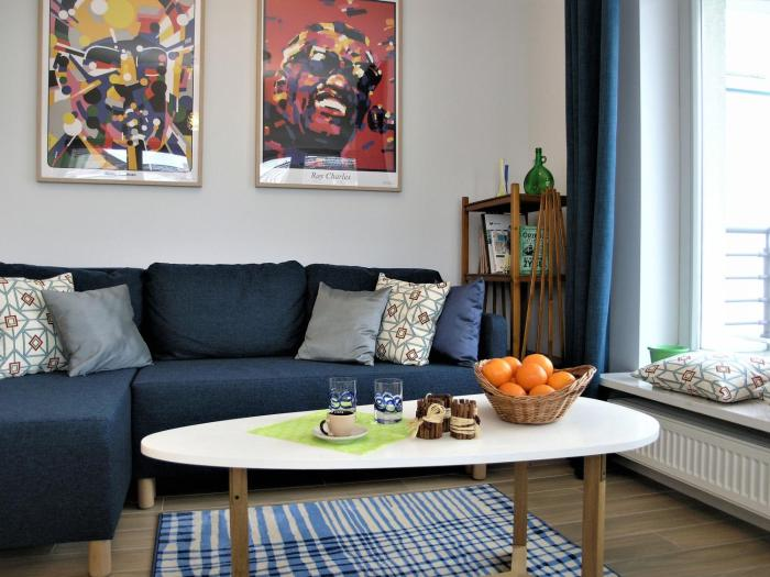Apartament Metro Działdowska