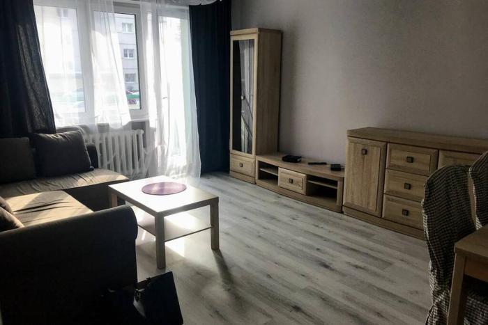 Spokojne mieszkanie 2 pokoje na Przymorzu spacerem nad morze