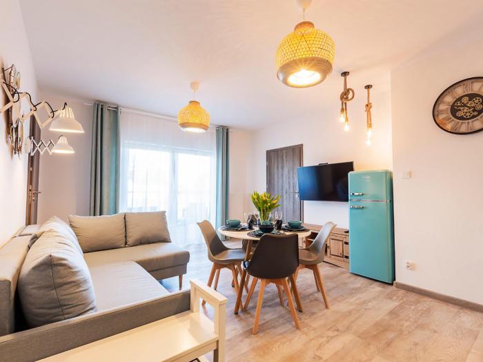 VacationClub – 5 Mórz Sianożęty Apartament 1K1
