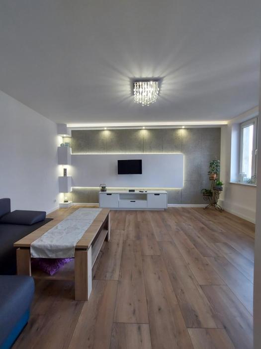 Nowoczesny apartament w zacisznym sercu Torunia