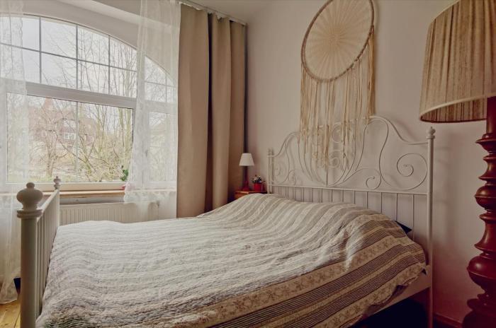 Marcówka M4 duży apartament w historycznej willi z ogrodem