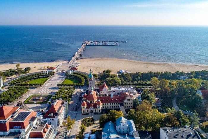 Blisko plaży Sopot