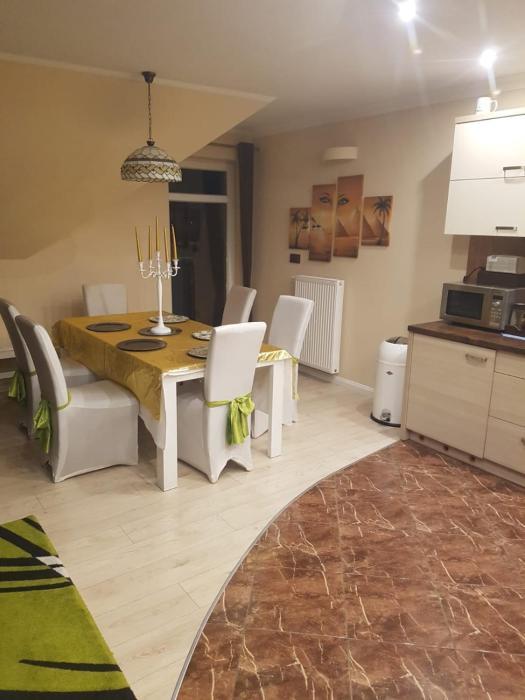 Luksusowy Apartament nad jeziorem w centrum Mragowa