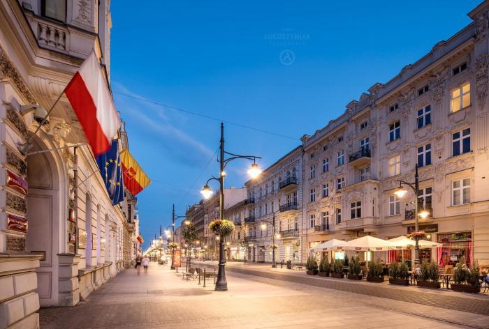 Royal Aparthotel Piotrkowska 33