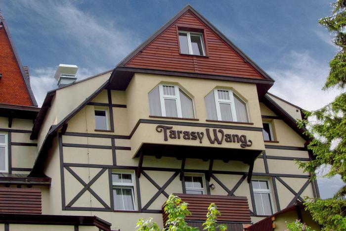 Tarasy Wang