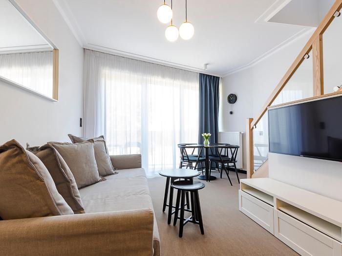 VacationClub ApartPark Albus Apartament 414