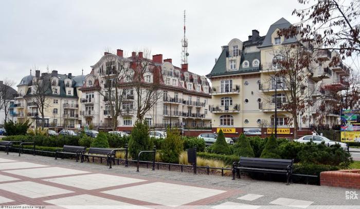 By The Sea Apartments Trzy Korony