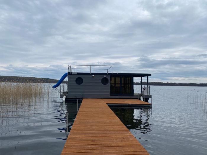 Houseboat Park Wodny Cieszyno