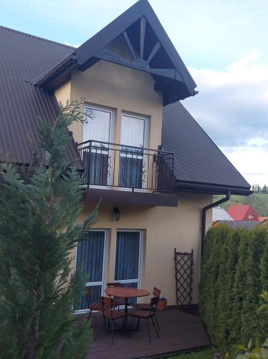 Domek w Harkabuzie