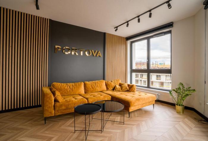 Apartament Portova Seaside City Center