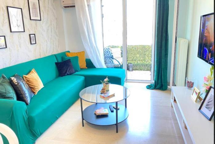 Classy Koukaki flat