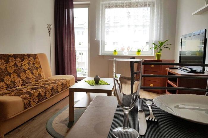Mieszkanie w Gdyni dla miłośników przyrody