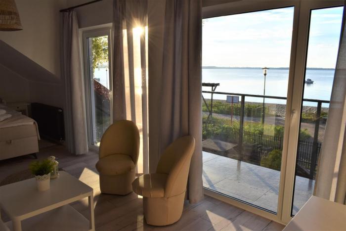 Rewianka Apartamenty przy samej plaży