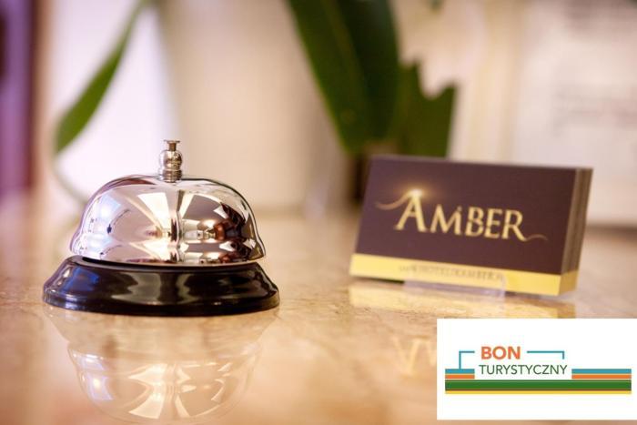 Hotelik Amber REALIZUJEMY BON TURYSTYCZNY