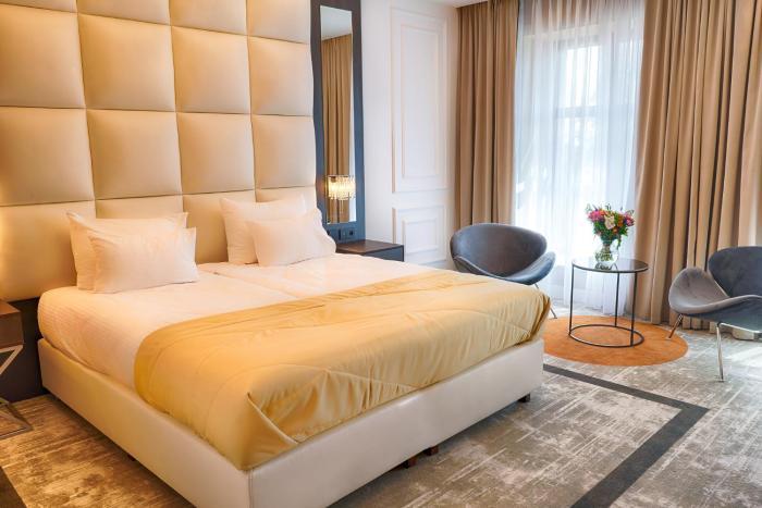 Grand Focus Hotel Szczecin