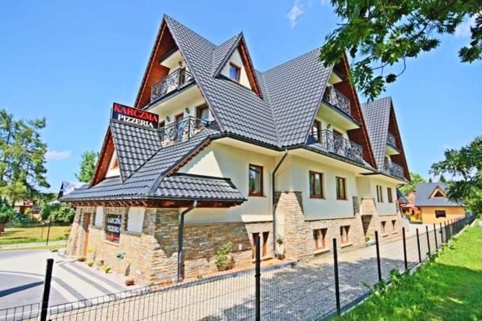 Pokoje u Wojtanka