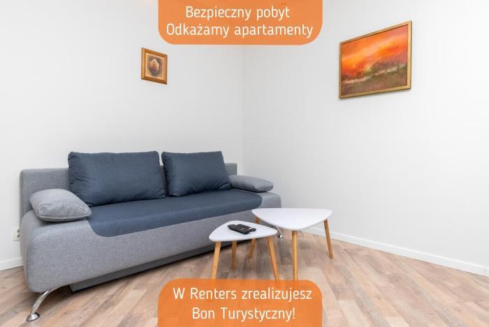 Apartament przy Zielonym Stoku by Renters
