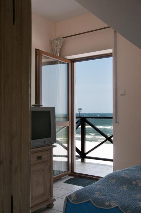 Willa na Wydmie - Pokoje z widokiem na Morze